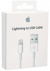 Кабель Lightning USB Apple (2m) MD819ZM/A orig
