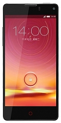Мобильный телефон  ZTE Nubia Z5S mini 16Gb Black РСТ