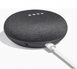Умная колонка Google Home Mini Charcoal