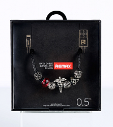 Кабель Remax Fast micro Jewellery RC-058m (0.5m)