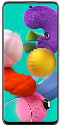 Мобильный телефон  Samsung Galaxy A51 SM-A515F 4/64GB Black РСТ