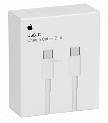 Кабель Apple USB-C Charge Cable 2m MLL82ZM/A White
