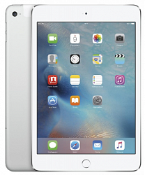 Планшет Apple iPad mini 4 128Gb Wi-Fi Silver White